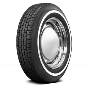 Coker Tire 165 80r15 S American Classic 3 4 Inch Whitewall