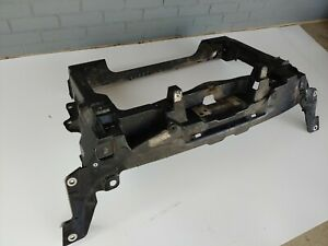 2009 12 Lincoln Mks Radiator Support Front Sub Structure Oem cracked