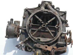 Gm Rochester 4 Jet Carburetor Four Barrel