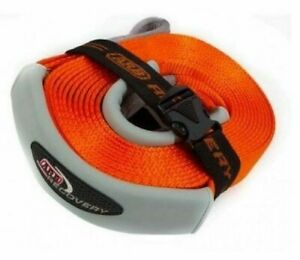 Arb Recovery Snatch Strap Orange 24 000 Lbs Capacity arb710lb