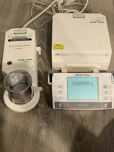 Mettler Toledo Umx2 Ultra microbalance With Power Supply