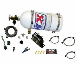 Nitrous Express Nx 20420 10 Proton Series Kit 10lb Bottle 35 75hp