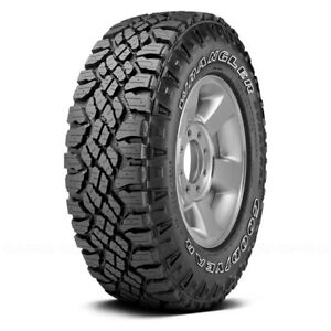 Goodyear Set Of 4 Tires Lt245 75r16 Q Wrangler Duratrac