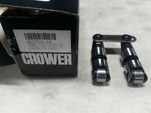 Crower Solid Roller Lifters 66290h 16 Sb Chevy Centered Pushrods