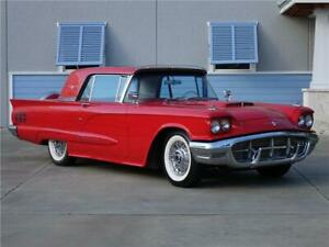 1960 Ford Thunderbird 1960 Ford Thunderbird Golde Top Rare T bird