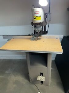 Challenge Paper Drill Model Jf Single Hole Punch Works Good Sn 70205