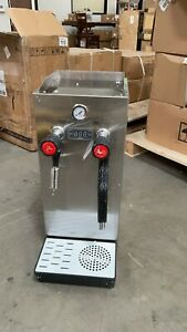 Used 10l 220v Commercial Steam Water Boiling Machine Foam Maker Coffee Milk