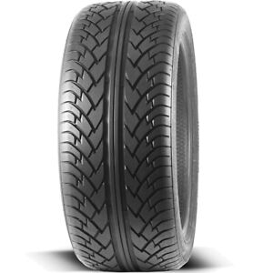 2 New Dcenti D9000 255 30r24 97w Xl A s High Performance Tires