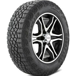 4 New Goodyear Wrangler Territory Mt Lt 285 70r17 Load C 6 Ply M t Mud Tires