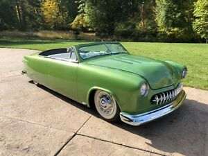 1951 Ford Convertible 1951 Ford Convertible