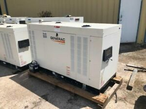 Rg060 Generac 60kw Natural Gas Generator 4 Available