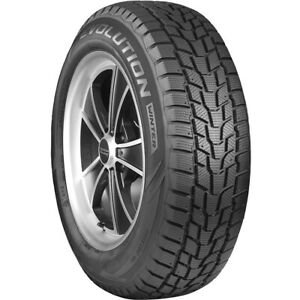 2 Tires Cooper Evolution Winter 235 65r17 104t Winter Snow