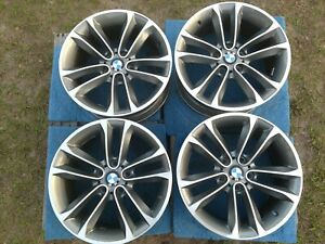 Set 4 Bmw X1 2011 2012 2013 2014 2015 18 Original Oem Wheels Rims 6850293