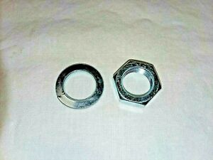 Oldsmobile Generator Alternator Pulley Nut Lock Washer Chevrolet Ford Autolite