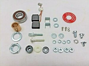 Oldsmobile Generator Rebuild Repair Detail Kit Delco Remy 2 Brush 1953 1964