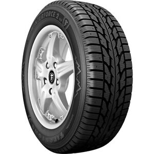 2 Tires Firestone Winterforce 2 Uv 235 65r17 104s Winter Snow