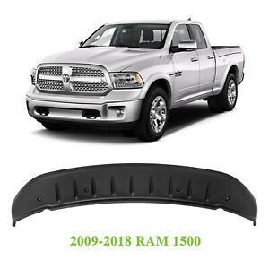 Lower Front Bumper Valance Air Deflector For For 2009 2018 Ram 1500 Ch1090133