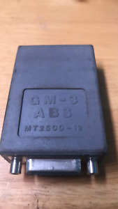 Snap On Gm 3 Abs Adapter Mt2500 12 Solus Modis Ethos Verus Scanners