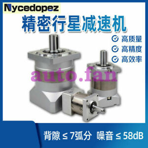High Reducer Stepper Motor For Servo Precision Planetary Gearbox Torque 110 130