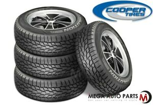 4 Cooper Evolution Winter 235 70r16 106t Studdable Winter Snow 3pmsf Tires