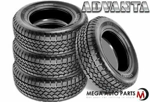 4 Advanta Atx 750 31x10 5x15 109s C 6 All Terrain Tires