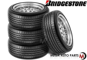 4 Bridgestone Potenza Re050a Rft 255 40r17 94v Uhp Summer Run Flat Tires