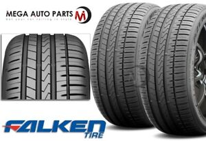 2 Falken Azenis Fk510 255 45r18 103y Uhp Ultra High Performance Summer Tires