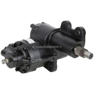For Dodge Chrysler Plymouth Rwd Cars New Power Steering Gear Box Gearbox