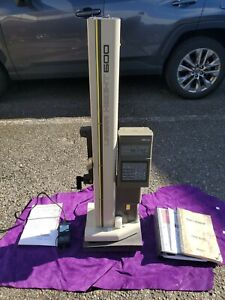 Mitutoyo Lh 600 Motorized Height Gage 518 314a Predecessor To 518 351a 21