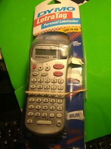 Dymo Letratag Handheld Portable Electronic Label Maker Machine W Instructions
