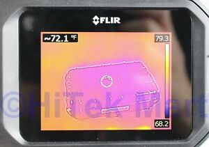 Flir C2 Compact Thermal Imaging System Gray With Hard Case