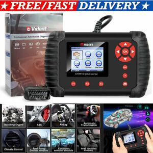 For Gm Chevrolet Cadillac Diagnostic Scanner Tool Code Reader Ilink400 Srs abs