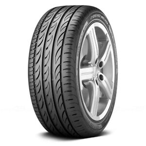 Pirelli Set Of 4 Tires 235 35r19 y P Zero Nero Gt Summer Performance