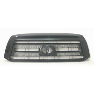 New Grille Fits 2010 2013 Toyota Tundra Exc Limited