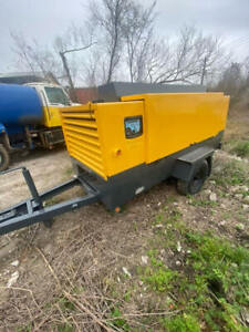 Atlas Copco Xas750 cd6 Air Compressor