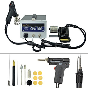 Aoyue 701a Dual Function Digital Soldering And Desoldering Station With A