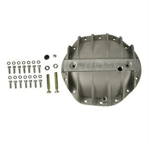 B m 70505 Differential Cover Rear 14 bolt Aluminum Natural Gm 9 5 In Each