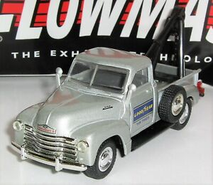 143 Scale Goodyear 1953 53 Chevy C3100 Door Amp Tailgate Open Tow Truck