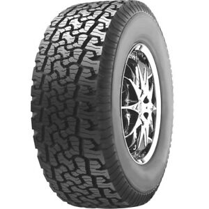 4 New Zenna Sport At Lt 265 75r16 Load E 10 Ply A t All Terrain Tires