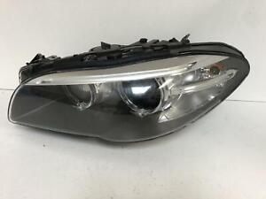 2014 2016 Bmw 5 Series Headlamp Hid Xenon Driver Left Lh Oem