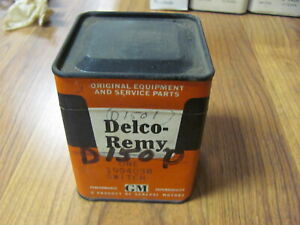 Nos Delco Rotary Switch International Harvester Tractor D1501 1994038