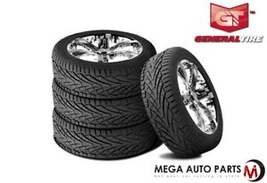 4 General Grabber Uhp High Performance 295 50r20 118v Xl Suv Cuv Truck Tires