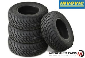 4 Invovic El523 Lt265 75r16 All Terrain Performance Mud Truck Tires