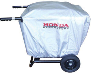 Generator Cover For Hondas Eu3000is Installed 2 Wheel Kit With Handles only