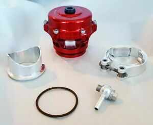 Tial 50mm Q Blow Off Valve Bov 11 Psi Red Finish Ver 2