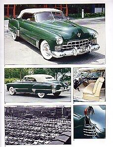 1948 Cadillac Series 62 Convertible Article Must See