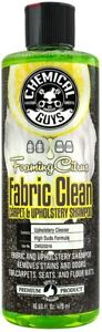 Chemical Guys Foaming Citrus Car Fabric Clean Carpet Upholstery Cleaner 16oz