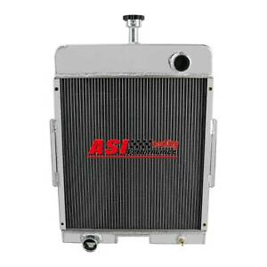 378713r92 Radiator For Case Ih Tractor 656 706 756 766 Gas Lp 2656 2706 2756