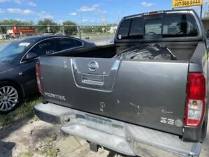 Trunk hatch tailgate Without Utility Box Package Fits 05 12 Frontier 367515