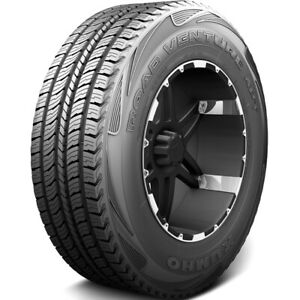 2 New Kumho Road Venture Apt 265 70r15 112t A s All Season Tires